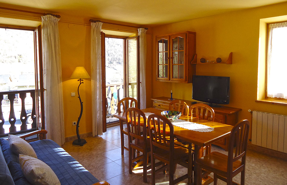 Apartament La Carlina